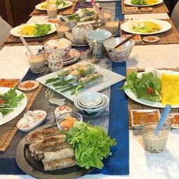 画像 今月のおもてなしレッスンは、ベトナム料理☆ の記事より 3つ目