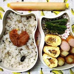 画像 今日のお弁当〜肉巻きポテト! の記事より