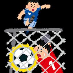 画像 サッカーボールが当たって顔面崩壊!?整形ホストくんのスポーツ事情 の記事より 7つ目