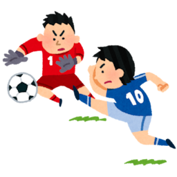 画像 サッカーボールが当たって顔面崩壊!?整形ホストくんのスポーツ事情 の記事より 5つ目