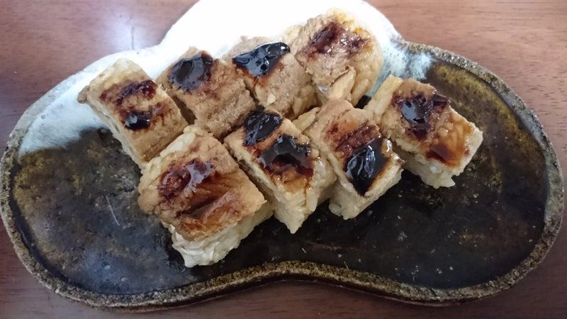 棒 寿司 穴子