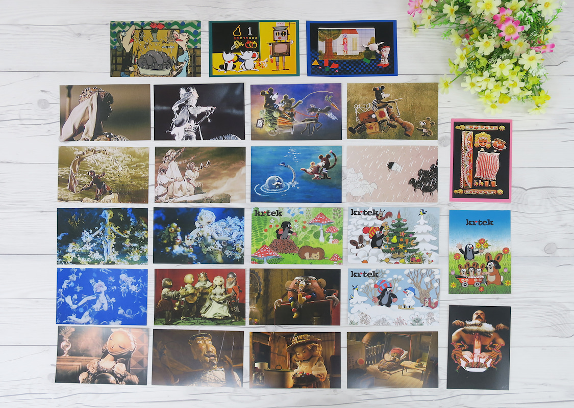 京都みなみ会館で28プログラムのクリスマスチェコアニメ上映会!の記事より