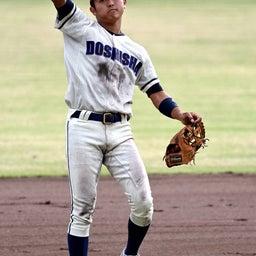 画像 関西学生野球連盟 秋季リーグ戦 第7節 同志社大学×京都大学 の記事より 6つ目