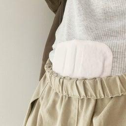 画像 生理痛・肩こり対策におなか40℃・肩40℃ の記事より 4つ目