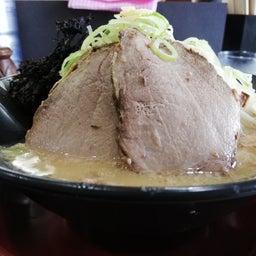 画像 川出拉麺マウンテンさん@三重県桑名市 の記事より 5つ目