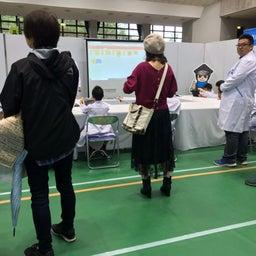 画像 福知山産業フェアで職業体験 の記事より 5つ目