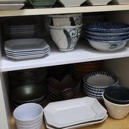 画像 食器棚の整理を兼ねて棚を増やしました の記事より 9つ目