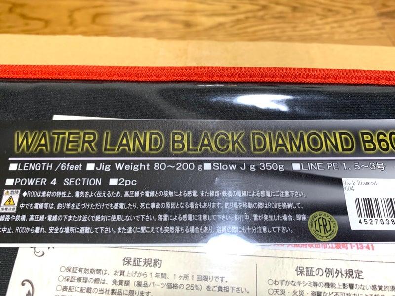 ブラック ダイヤモンド ロッド