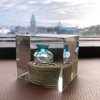 フィンランドで買った北欧ヴィンテージ③:オイヴァ・トイッカのアニュアルキューブ