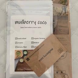 画像 桑の葉 mulberry coco の記事より 1つ目