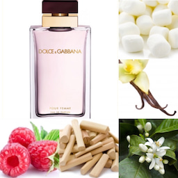 画像 マシュマロの香り 香水レビュー ドルチェ&ガッバーナ プールファム の記事より 2つ目