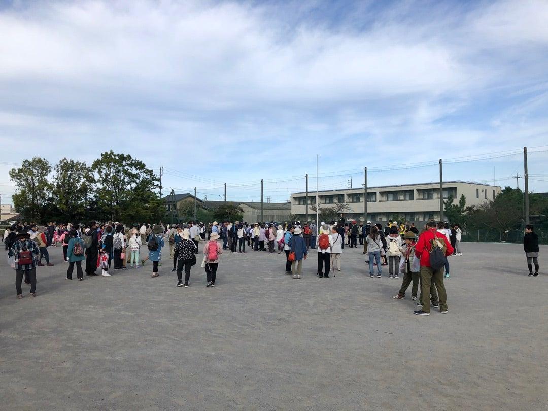 津島いきいきウォーキングデーに参加しました‼️