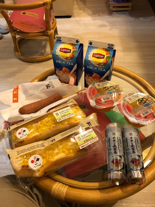 先月も美味しい物をありがとうございました(*^▽^*)