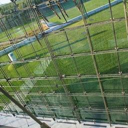 """画像 モエレ沼公園を象徴するモニュメント、ガラスのピラミッド """"HIDAMARI""""へ の記事より 11つ目"""