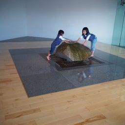 """画像 モエレ沼公園を象徴するモニュメント、ガラスのピラミッド """"HIDAMARI""""へ の記事より 5つ目"""