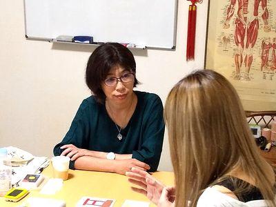 2019年6月2日:kokkoさんin博多・個人セッションの模様