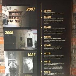 画像 上海ユダヤ難民紀念館 の記事より 40つ目