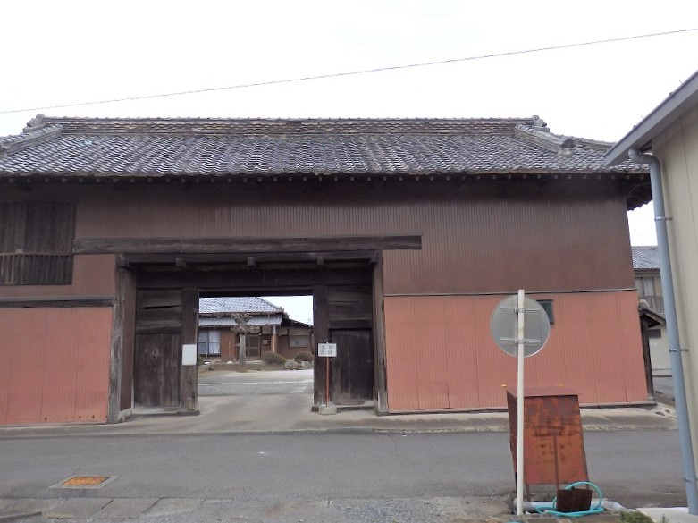 2万石の大名にも拘わらず3ケ所にも分かれた最小領地に構えた「岡部陣屋」