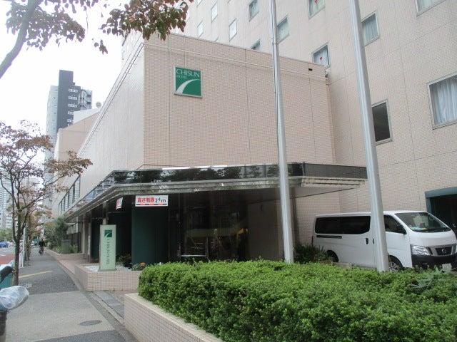 チサン ホテル 浜松 町 ランチ