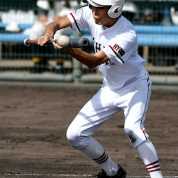 画像 2019年度 秋季兵庫県高校軟式野球大会 準決勝 報徳学園×芦屋学園 の記事より 9つ目