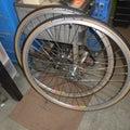 自転車工房・・ 銀輪庵 ・・創庵 1974年