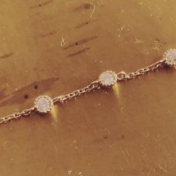 画像 【愛を守り自分を守る♡】アミュレットジュエリー♡ダイヤモンドブレスリリースします♡ の記事より 7つ目
