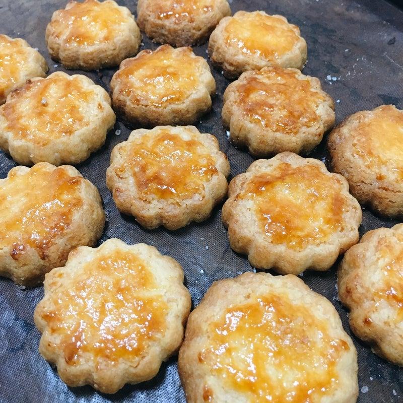 栗原 はるみ 塩 クッキー レシピ