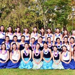 画像 関西学院大学三田キャンパスの大学祭でフラサークルのステージを取材! の記事より 17つ目