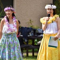 画像 関西学院大学三田キャンパスの大学祭でフラサークルのステージを取材! の記事より 3つ目