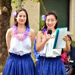 画像 関西学院大学三田キャンパスの大学祭でフラサークルのステージを取材! の記事より 15つ目
