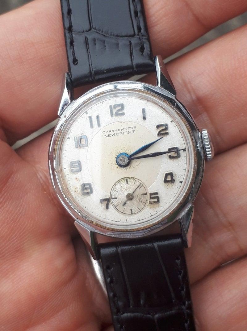 時計 恥ずかしい オリエント