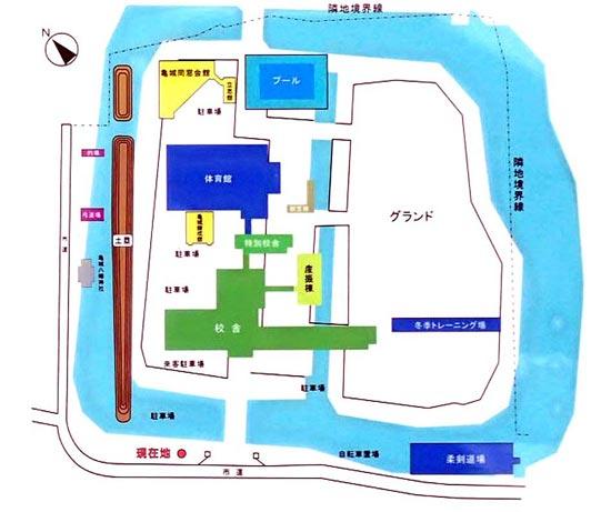 亀ヶ崎城【2】