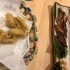 休日のディナーの画像