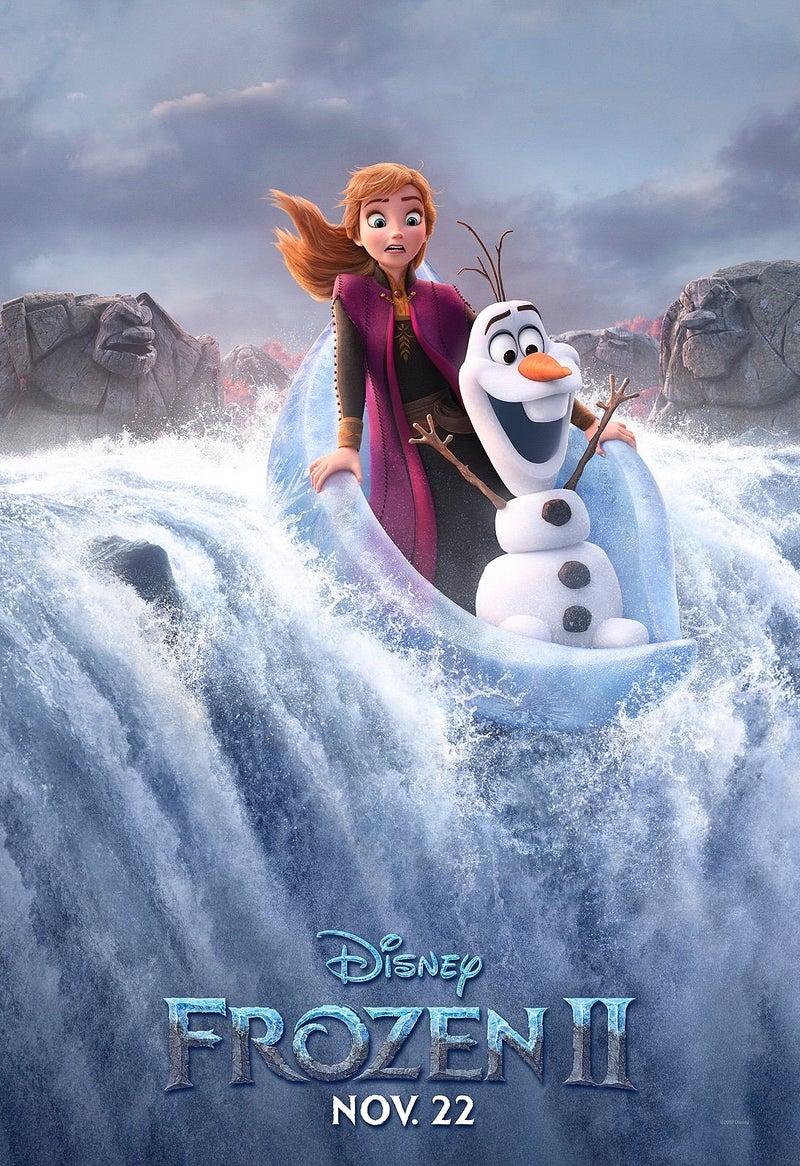 の 解説 アナ 2 雪 と 女王