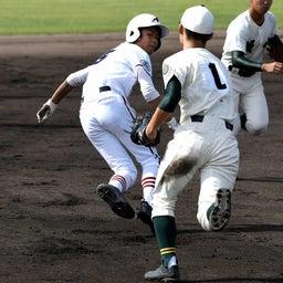 画像 2019年度 秋季兵庫県高校軟式野球大会 準決勝 報徳学園×芦屋学園 の記事より 11つ目