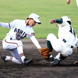 画像 2019年度 秋季兵庫県高校軟式野球大会 準決勝 報徳学園×芦屋学園 の記事より 10つ目
