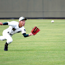 画像 2019年度 秋季兵庫県高校軟式野球大会 準決勝 報徳学園×芦屋学園 の記事より 6つ目
