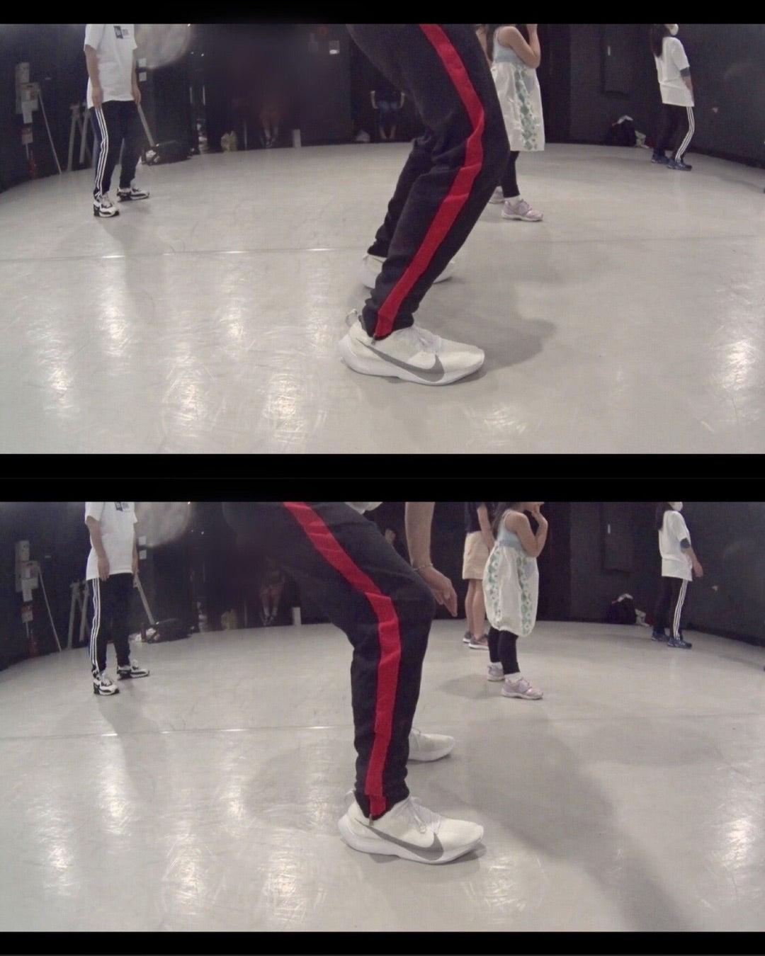 ストリートダンスの下半身の使い方【Lesson LV.0_2.3】ダンスサロン RECNAD19/10/20 品川区大崎ダンス教室