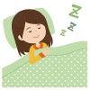 睡眠と免疫。の画像