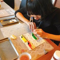 画像 【レッスンレポ】誕生日ケーキに♡乗り物クッキー の記事より 2つ目