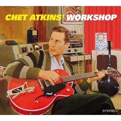 チェット・アトキンス 彼のあみ出したフィンガーピッキングは今でも愛 ...