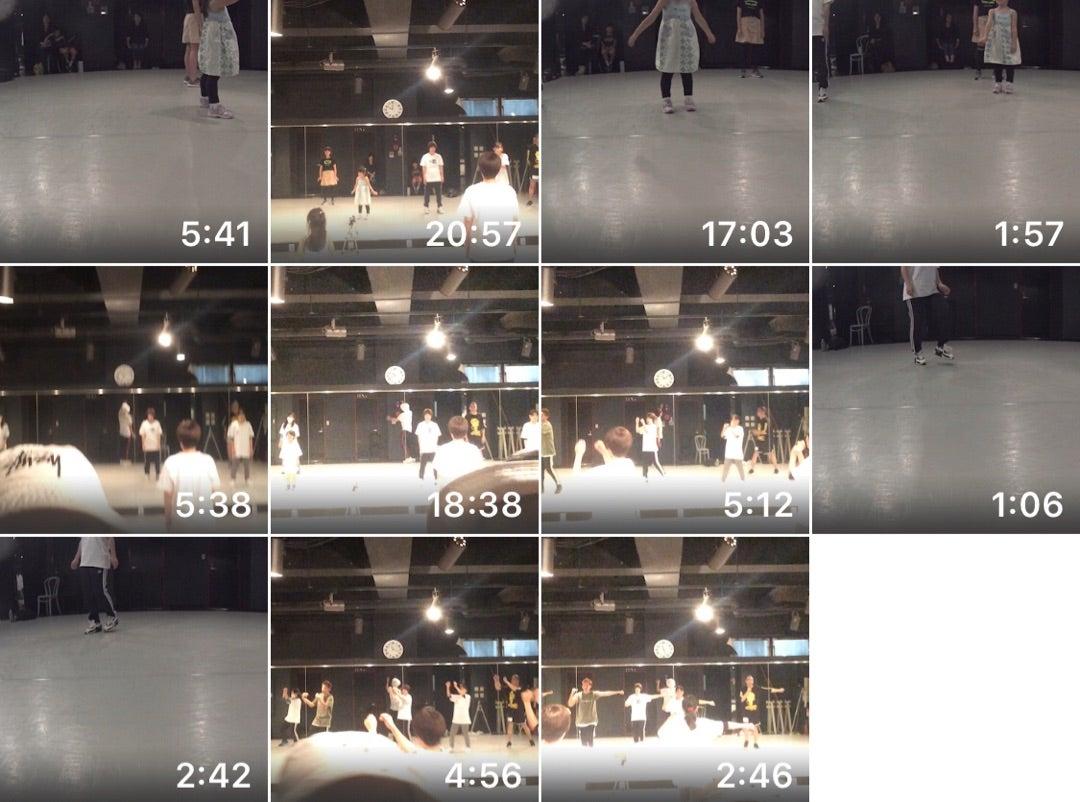 サロンメンバー特典【Lesson LV.0_4】ダンスサロン RECNAD19/10/27 品川区大崎ダンス教室