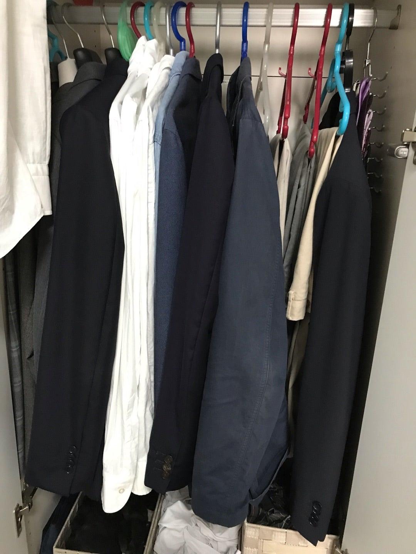洋服のプロによる断捨離