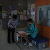 鯖江中学生 職場体験 1日目の画像