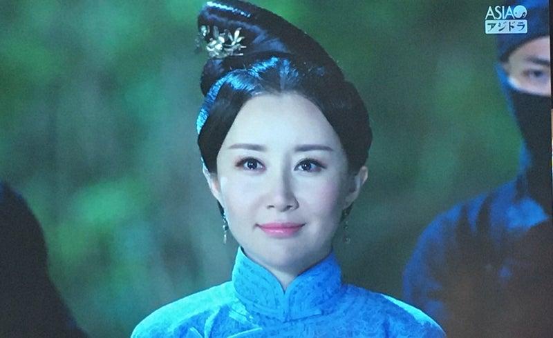 清朝皇后朝珠画像_「龍珠伝ラストプリンセス」キャスト   風を感じて