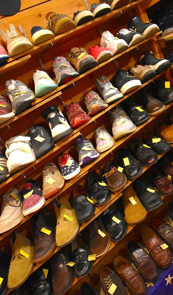 週末恒例セールSALE店内画像@古着屋カチカチ