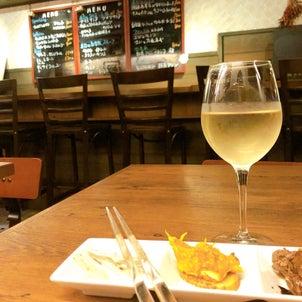 【ワインはしご酒】1軒目。の画像