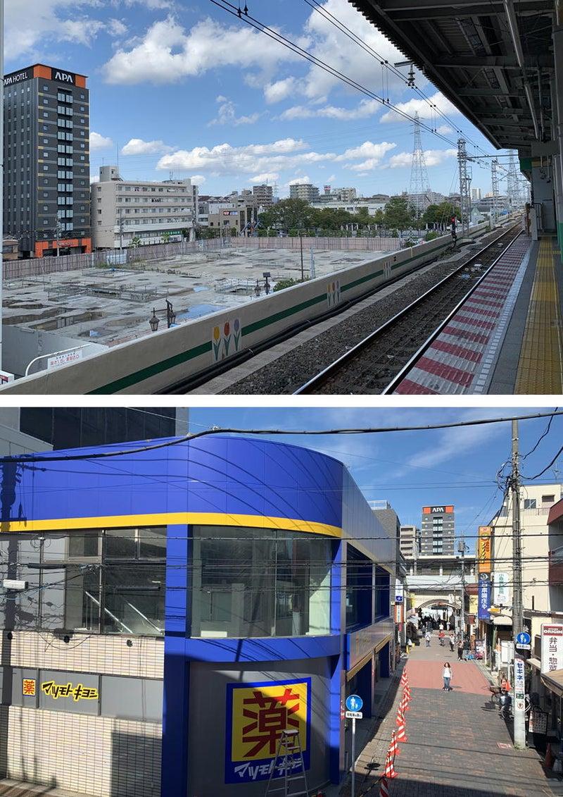 【新マットレス購入!】足立区綾瀬にアパホテル(APA HOTEL)と巨大マツモトキヨシが誕生☆3