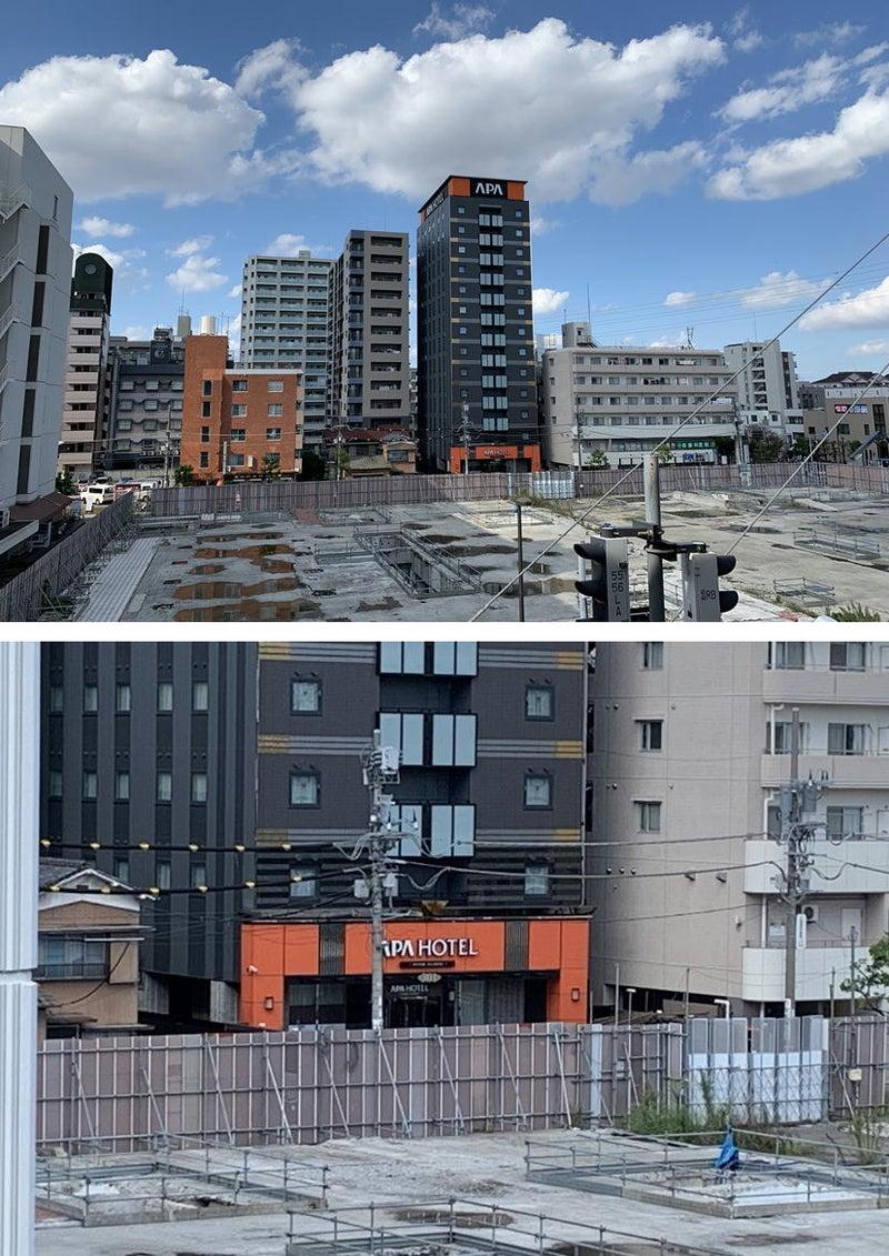 【新マットレス購入!】足立区綾瀬にアパホテル(APA HOTEL)と巨大マツモトキヨシが誕生☆2