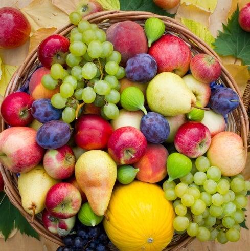 ★よしみほの糖質オフワンポイントメモ★〜この時期(秋)おいしい果物の糖質量を比べてみた2の記事より